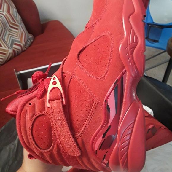size 40 5a67f 4c757 Jordan valentine 8s